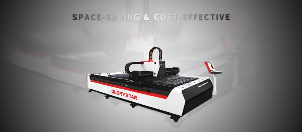 GS Series Flat Bed Fiber Laser Cutting Machine